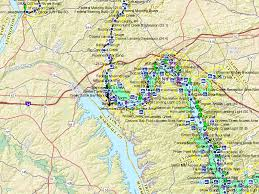 Complete Ohio River Charts Free Download Inland Electronic Navigational Charts