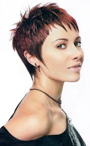 Spiky Hair Style 2016 photo short spiky hairstyles for women short spiky hairstyles for 4635 by wearticles.com