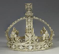 Queen Victoria's Small Diamond Crown