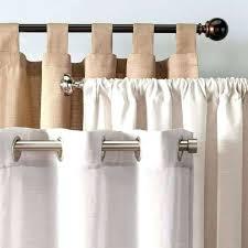 burlap kitchen curtains grommet curtain rods target grommet curtains cute kitchen curtains for burlap curtains