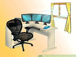 computer desk with chair image titled best computer desk chair combo