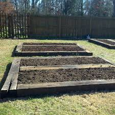 railroad ties for mulch masters