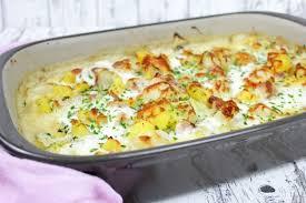 Somit schäle ich die kartoffeln und schneide sie in kleine würfel. Kochrezepte Kochrezepte Kohlrabi Auflauf