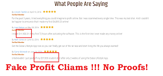 my proofs app dubai lifestyle app review terrible scam exposed with facts