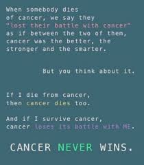 I Hate Cancer Quotes Adorable I Hate Cancer Quotes Brainy 48 Best Cancer Sucks Images On