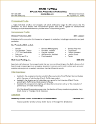 Examples Of One Page Resumes One page resumes 60 sample resume skills based examples compatible 2