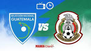 Partidos de hoy: México vs Guatemala en ...