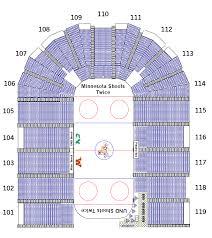 Orleans Arena Ralph Engelstad Arena