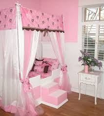Canopy Curtains For Twin Bed Decor | Mellanie Design