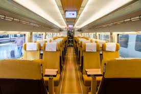 Renfe Seating Chart Train Travel Spain Renfe Train Seat Classes Madrid Traveller