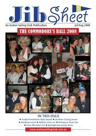 An Avalon Sailing Club Publication Jul/Aug 2008