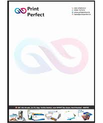 Design And Print Letterhead Online Free Stationarystationery Free