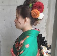 成人式の髪型はもう決まった振袖に似合うヘアスタイルカタログ