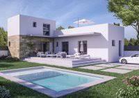 villa avec piscine à rojales alicante costa blanca