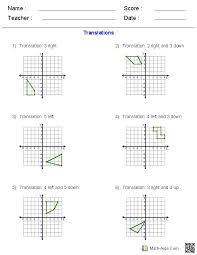 Dilations On The Coordinate Plane Worksheet Worksheets for all ...