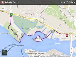 where to run in singapore? here are 10 best running routes Map A Running Route On Google Maps labrador park map google maps here map running route on google maps