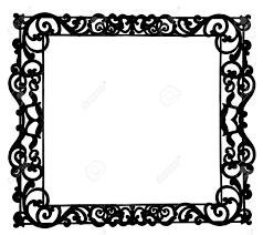 Vintage Black Frame lektoninfo