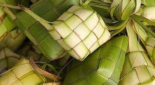 Image result for ketupat sate