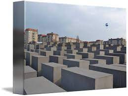 Memorial to the Murdered Jews of Europe by Mamie Maynard