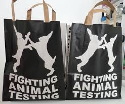 lush fight against animal testing lush bags