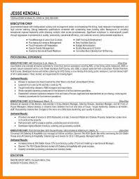 11+ Chef Resume Sample | Activo Holidays