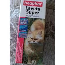 <b>Витамины Beaphar Laveta</b> Super | Отзывы покупателей