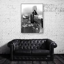 chrysler building black and white wallpaper. margaret bourke white top of the chrysler building new york 1930 black and wallpaper