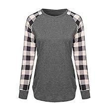 Evri Size Chart Sodial Women Autumn Fashion Plaid Printed Female Shirt Long