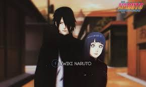 Wiki Naruto - Sasuke e Hinata em um raro momento de interação. 🔹️ Trecho  Light novel