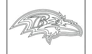 Denver Broncos Logo Coloring Pages Broncos Logo Coloring Pages Image
