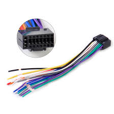 online get cheap stereo wiring harness aliexpress com alibaba group Kenwood Wiring Harness Diagram Kenwood Wiring Harness For Gmc dwcx car radio stereo wire wiring harness cd player plug adapter cable cord fit for kenwood