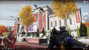 homefront the revolution map size how big is the map in homefront the revolution map ashgate walk