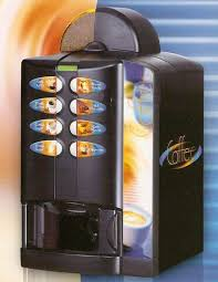 Coffee Vending Machine How It Works Interesting Coffee Vending Machine