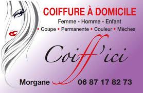 Coiffure à Domicile Gosné Coiffici Morgane Coiffeuse