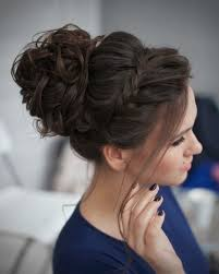 Image Coiffure Mariage 2017 Brune Coiffure Cheveux Mi Long