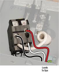 balboa application notes Spa Gfci Breaker Wiring Diagram gfci_house_detail 240 Volt Delta Wiring Diagram