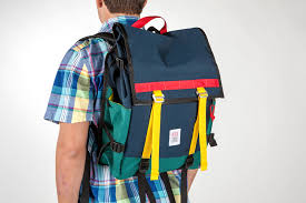 Topo Designs Flap Backpack Cycling Backpack Review