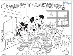 Small Picture Free Disney Thanksgiving Coloring Pages I Am a Mommy Nerd