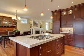 countertop granite kitchen