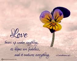Love Is Quote From Bible