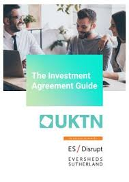 The Investment Agreement Guide - Uktn (Uk Tech News)