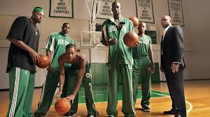 Kevin garnett and ray allen were once great teammates, winning a championship together with the boston. The 2008 Celtics Had A Reunion Without Ray Allen Then They Trashed Him Gq