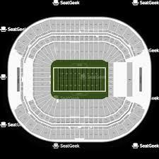 Nissan Stadium Seating Rows Glendale Arizona Stadium Seating
