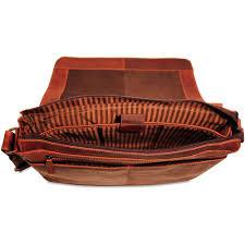 jack georges 7315 voyager messenger laptop briefcase