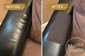 how to fix hole in leather seat superb furniture dazzling how to fix large hole in