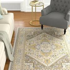 yellow gray area rug shuff gray yellow area rug