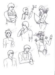 Small Picture Hunger Games sketch1 by RusLove21 on DeviantArt