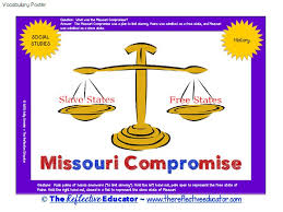the best missouri compromise ideas history  statehood the missouri compromise of 1820