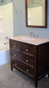 modern guest bathroom ideas. I Married A Tree Hugger Coastal Blue Guest Bathroom Modern Small Ideas V