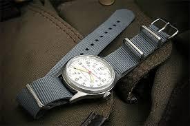 troop time 10 best nato watch straps
